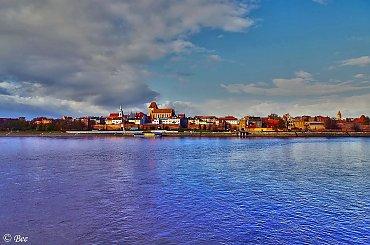 NAJPIĘKNIEJSZA PANORAMA - Toruń