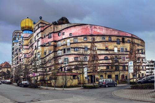 Darmstadt - Waldspirale