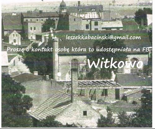 Synagoga Witkowo