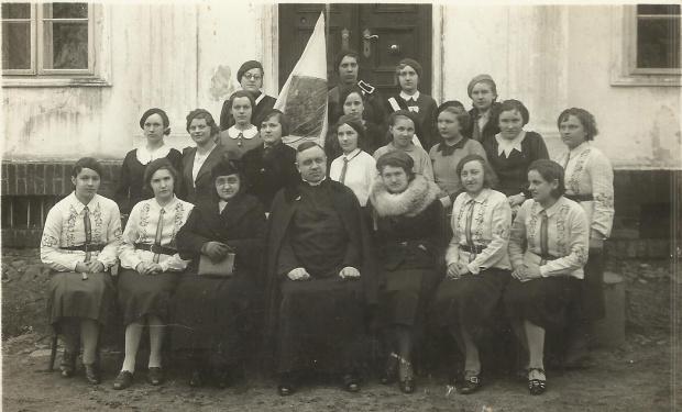 Maksymilian Koncewicz proboszcz Kłecko rozstrzelany 1939 #Kłecko