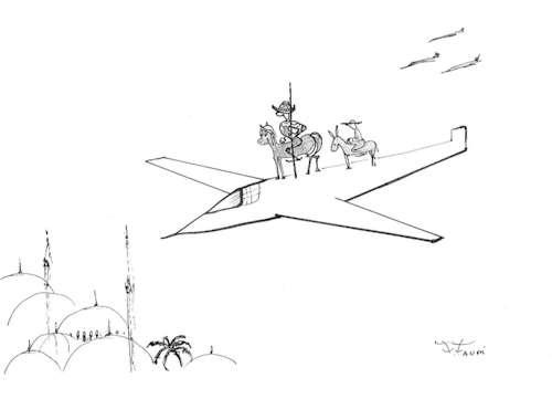 Don Kichot : sojusz zwycięzców