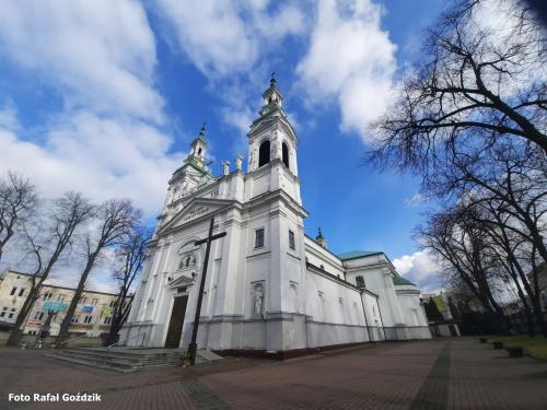 Sanktuarium Św Antoniego w Tomaszowie Maz