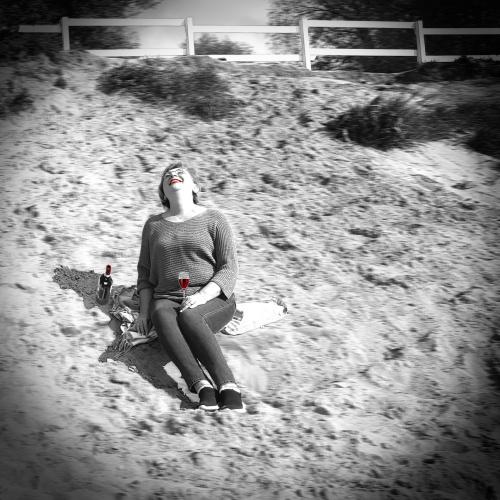 #PstrykCodzienny - już nie ma dzikich plaż...