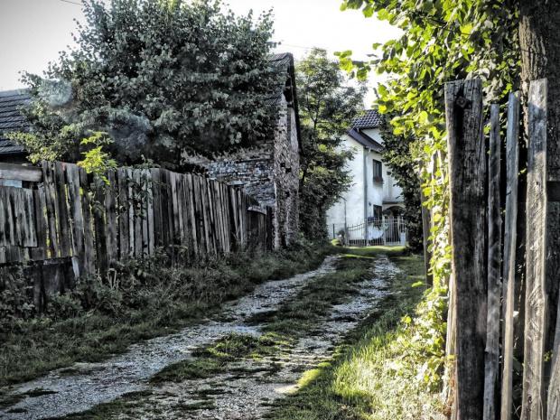 Na wsi..