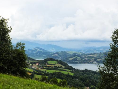 W drodze do Gródka nad Dunajcem..
