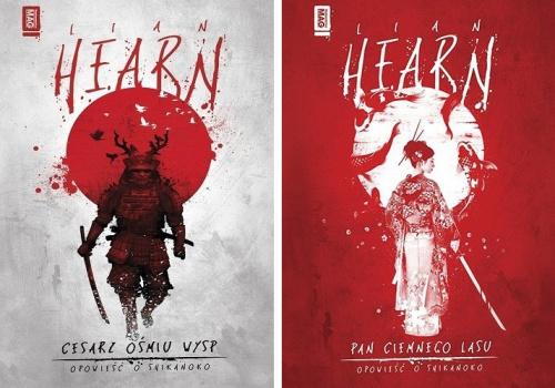 Lian Hearn - Cykl: Opowieść o Shikanoko