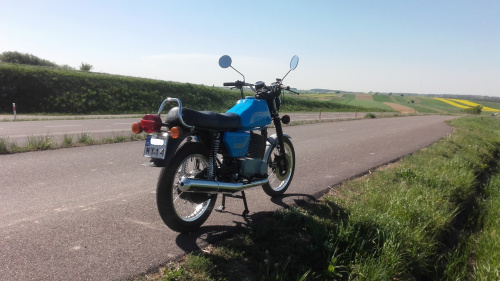 MZ ETZ 250 1983 mz mz #etz #etz 250