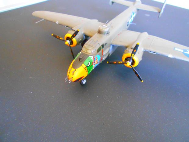 B-25J gunship 3