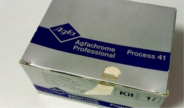 Agfa proces 41