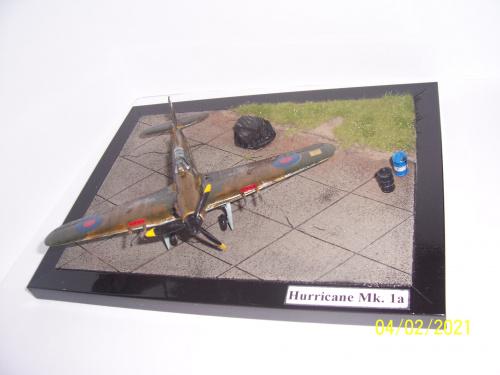 Pierwszy model samolotu