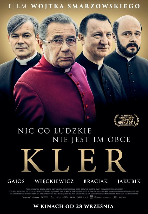 Kler (2018) Cam-MPEG-TS-540p-H.264-AVC-AAC / Film Polski