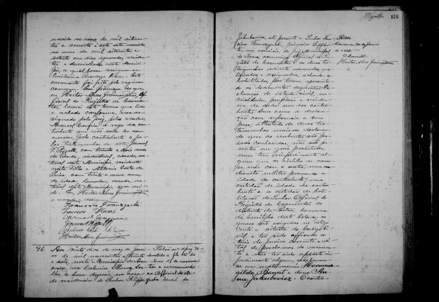 Anna Jakubowicz ślub. str.1