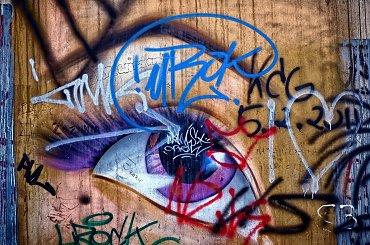 uliczna sztuka
