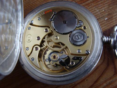 ZENITH - Zenith H.Moser et Zenith Reinhilde - montres gousset 64636f2a9fe3696amed